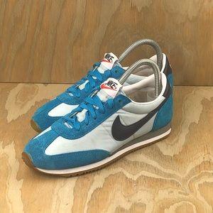 Nike Oceania Blue Retro Sneakers